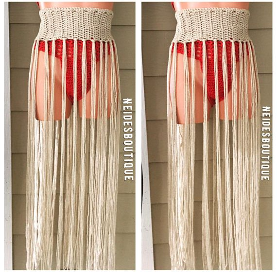 Check out this item in my Etsy shop https://www.etsy.com/listing/384977826/fringe-bathing-suit-cover-festival