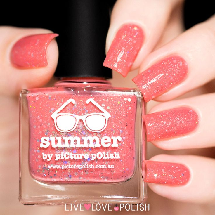 Picture Polish Summer Nail Polish