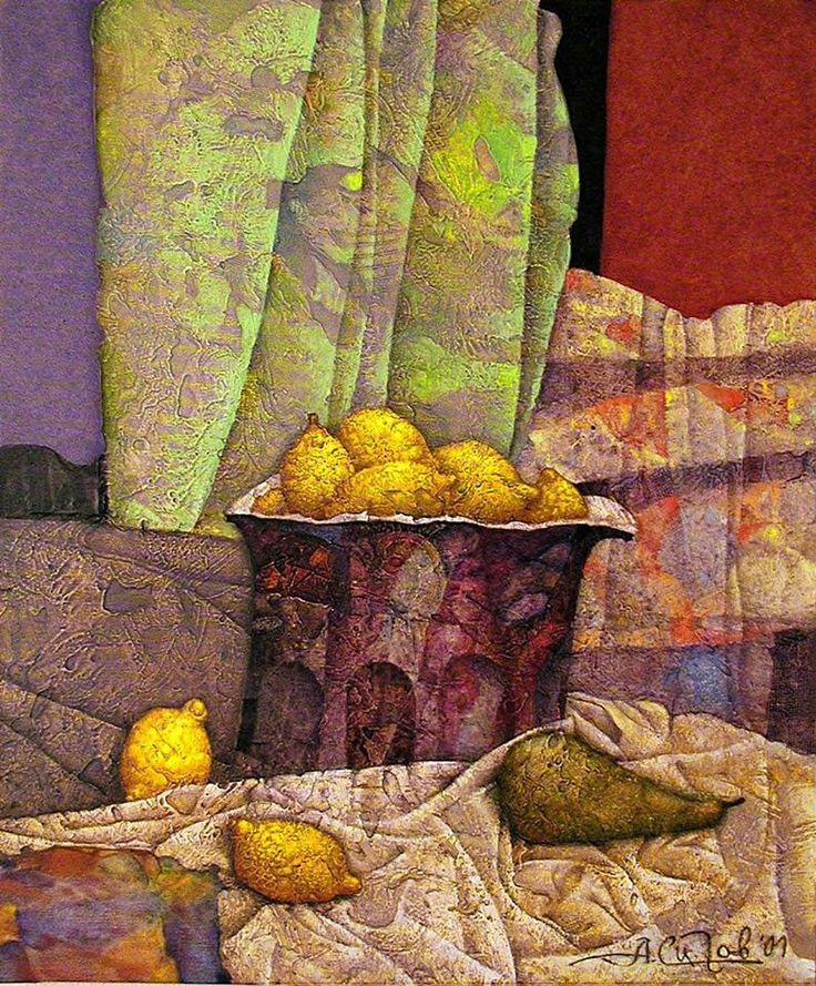 """Lemons"". Alexander Sigov Russia"