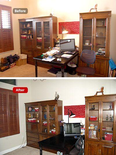 Decluttering cluttering decluttering fare spazio - Casas feng shui ...