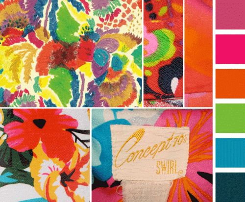 Fun color palette! Bold and bright and memorable without being too adolescent