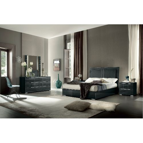 Turn Your Bedroom Into Something Special With The Sleek And Modern Versilla Collection