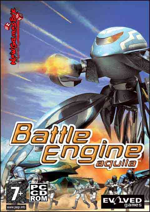 Battle Engine Aquila PC Game Free Download Full Version, Free PC Link