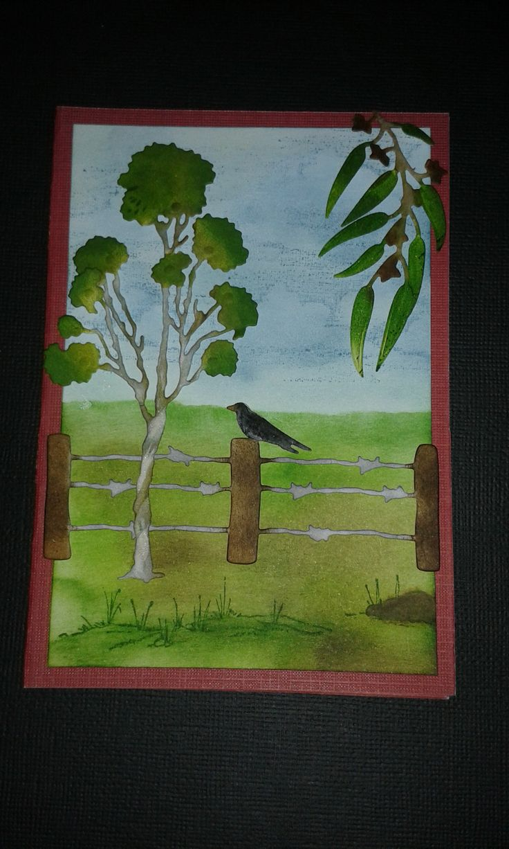 8 best ultimate crafts australiana images on pinterest aussie ultimate crafts australiana dies barbed wire gumtree ironbark branch kaszazz riverbank mens cardsgreeting kristyandbryce Gallery