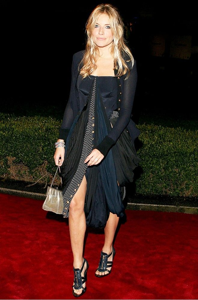 Greatest Looks from Sienna Miller