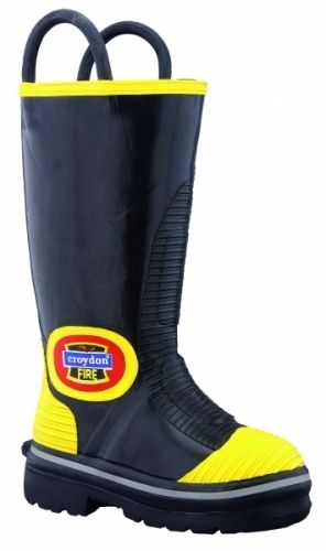 The Croydon Cosmas Java Fire Boot. Most sizes in stock and ready to ship. Surprising fit, comfort and affordability