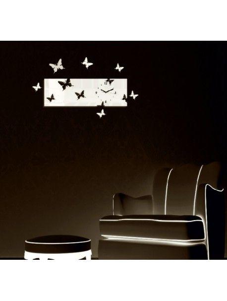 Die größte Auswahl an Stunden in verschiedenen Farben für eine perfekte Wand direkt vom Hersteller.  Moderne dekorative Wanduhr. Die Uhr ist aus PMMA Acrylglas. Dieses Material / Plexiglas / ein modernes und ästhetisches Aussehen ist hell und 6-mal stärker als normale Glas. Plexiglas ist ein flexibles Material perfekt kreative Zubehör zur Herstellung. Es ist ein ausgezeichnetes schmückendes Beiwerk und perfekt reflektiert das Sonnenlicht. Mit seiner UV-Beständigkeit und Eigenschaften des…