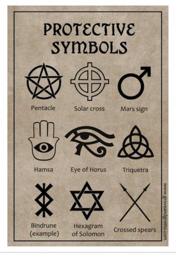 Die Triquetra ist ein antikes Symbol der weibliche…