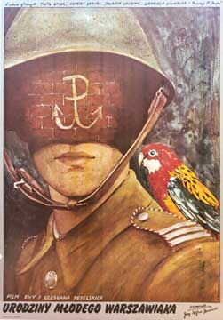 Andrzej Pagowski, Birthday of citizen of Warsaw