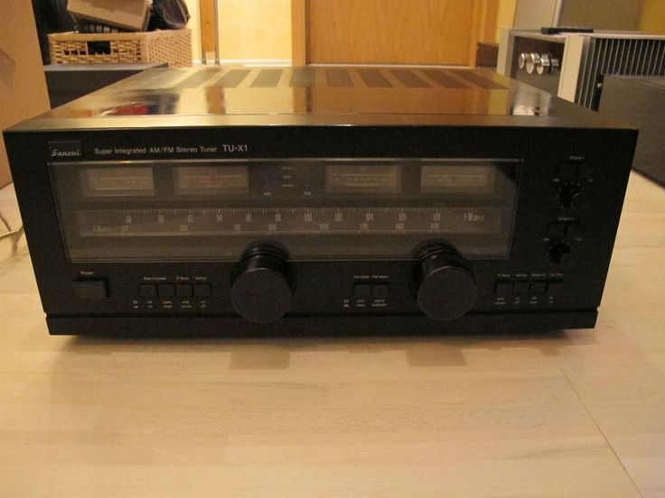 Sansui TU-X1 High End Tuner geserviced