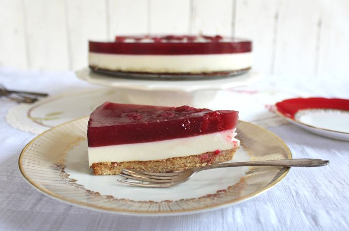 The healthiest GAPS cheesecake in the world