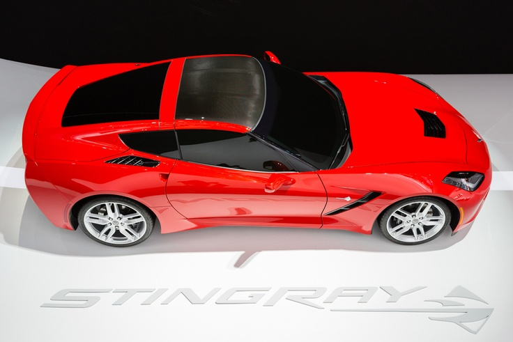 2013 Detroit Auto Show: Chevy Stingray
