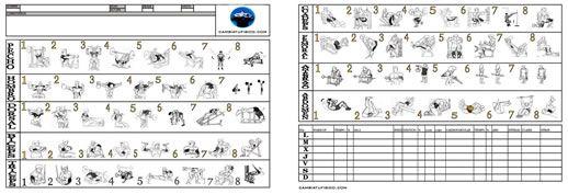 rutinas completas para gym hombres pdf