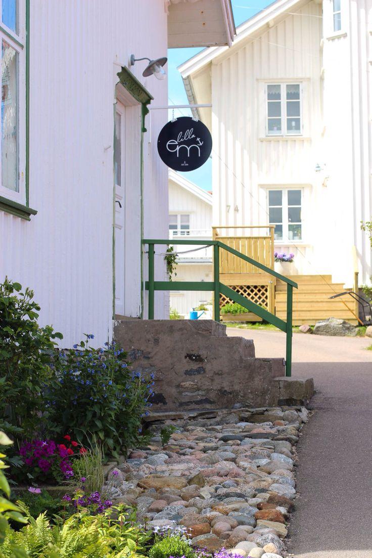 emma och malena barnbutik på Käringön. Lilla em.