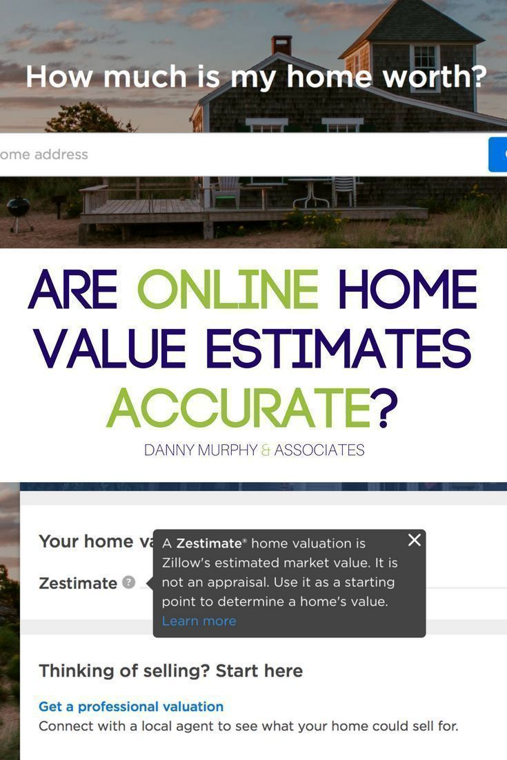 Are Online Home Value Estimates Accurate | Finance Tips