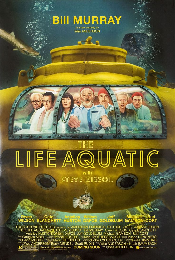 فيلم The Life Aquatic with Steve Zissou 2004 720p BluRay مترجم اون لاين