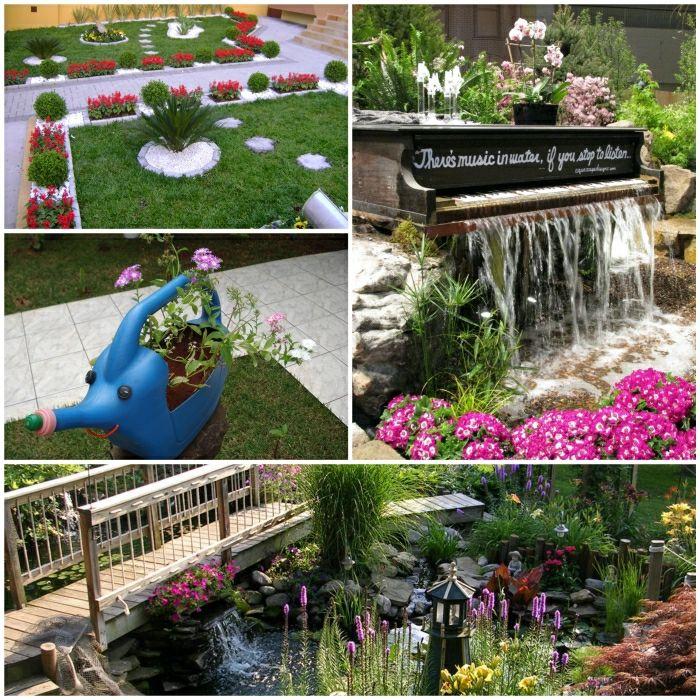 328 best Gartengestaltung images on Pinterest Classic, Garden - gartendekoration selber basteln