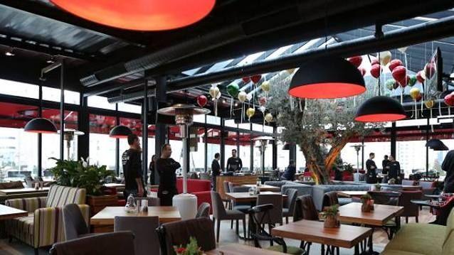 Cafe Locale, Ataşehir İstabul