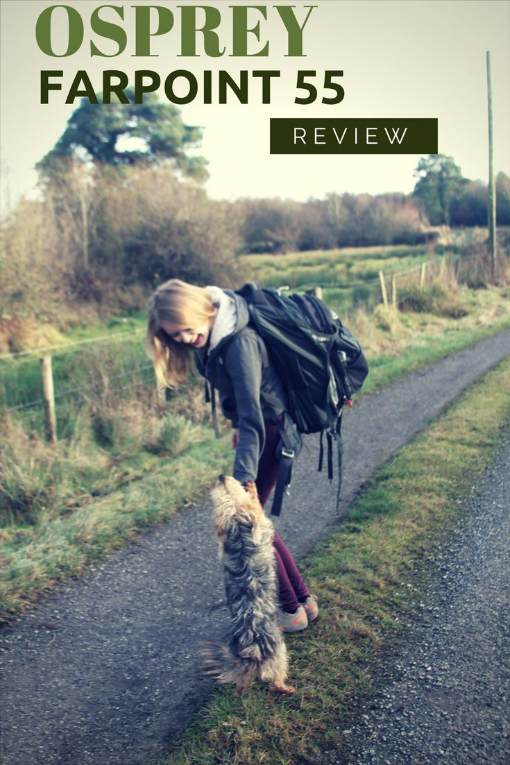 Osprey Backpack Review - 2 Bags in 1! Why you should make this bag your backpacking bag of choice. (scheduled via http://www.tailwindapp.com?utm_source=pinterest&utm_medium=twpin&utm_content=post160784383&utm_campaign=scheduler_attribution)