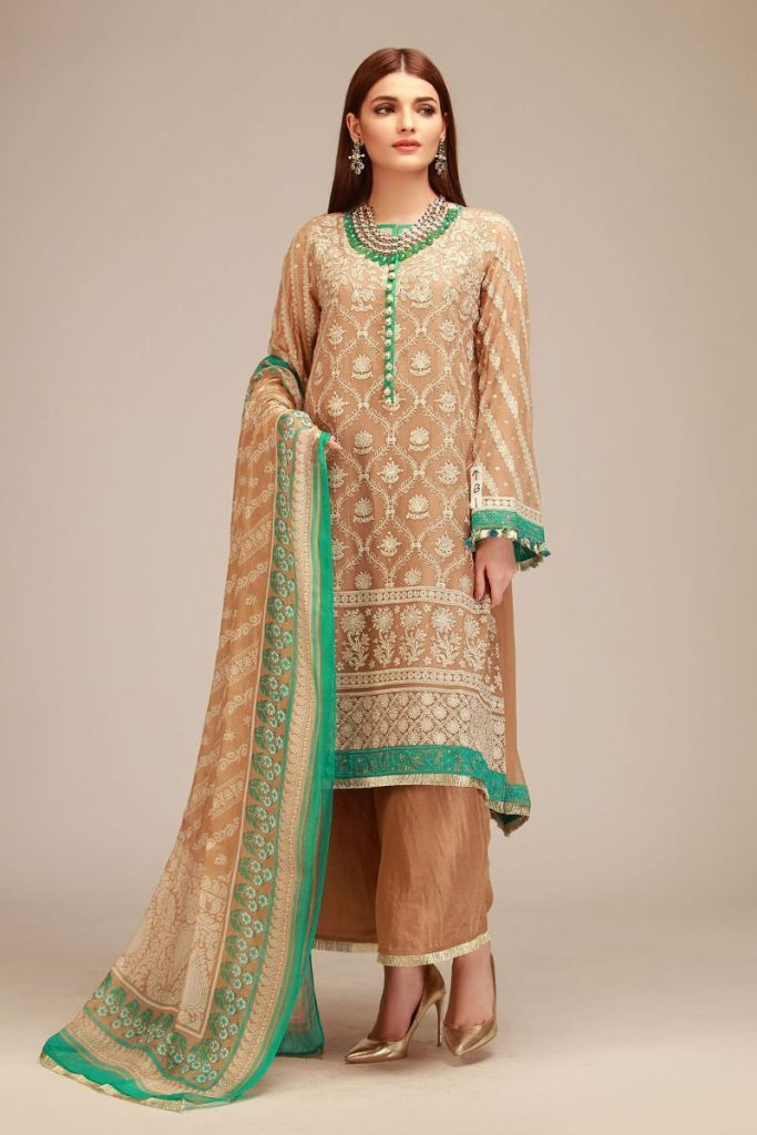 27dea9314 Khaadi luxury velvet winter collection 2019 ideas for women ...