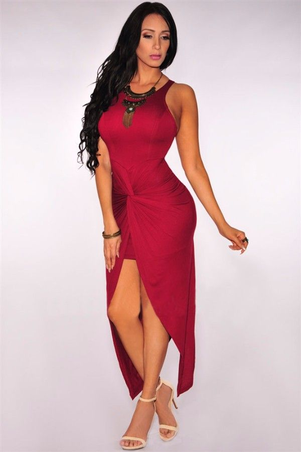 Rochie De Vara Sexy Cranberry Cod: R090