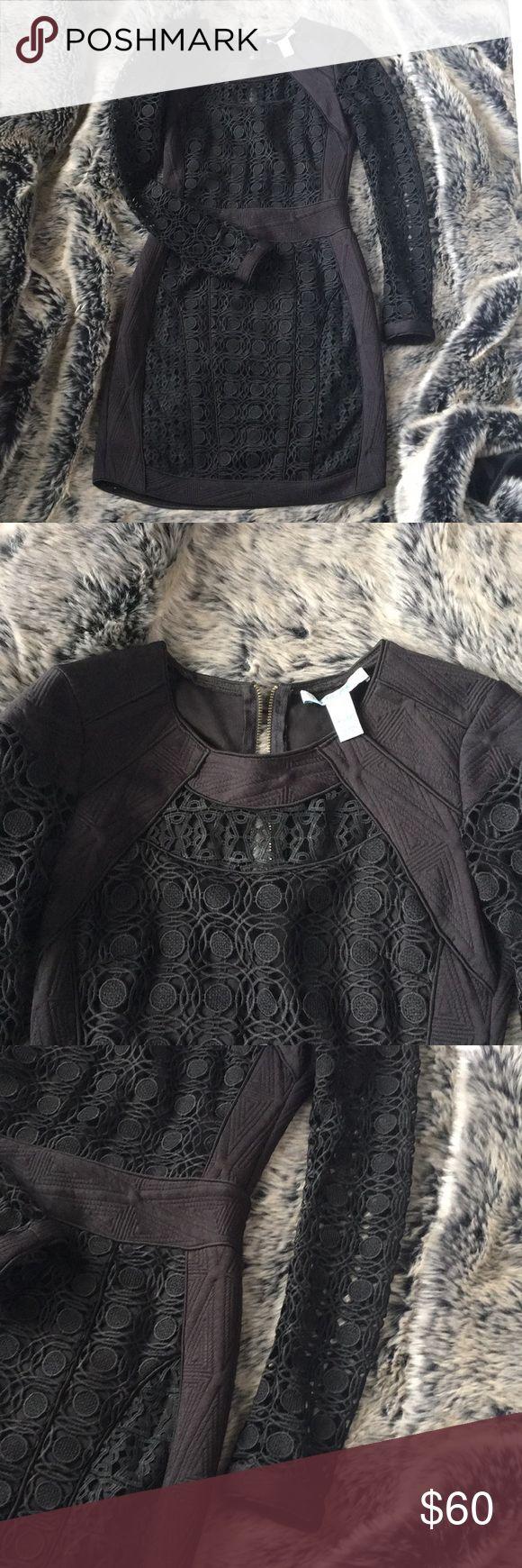 Charlie Jade Black Dress Size XS Charlie Jade Black Dress Size XS. Worn Once. Excellent condition. Charlie Jade Dresses