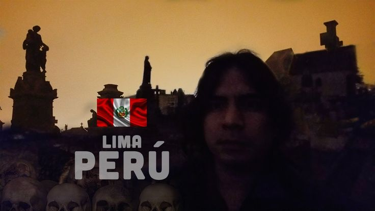 This is the scariest #cemetery in #SouthAmerica (subtitled video) // EL CEMENTERIO MÁS TENEBROSO DE SUDAMÉRICA ~ descúbrelo en el canal de viajes de mochileros.og  #horror #lima #peru #travel #viajes #turismo #gothic #youtuber #sudamerica #mochileros #mochilero #blogger #travelblog