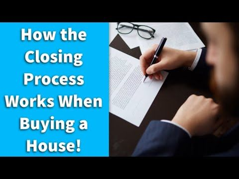 Process Of Closing On A House Refinance Loans Home Buying Process Escrow Process