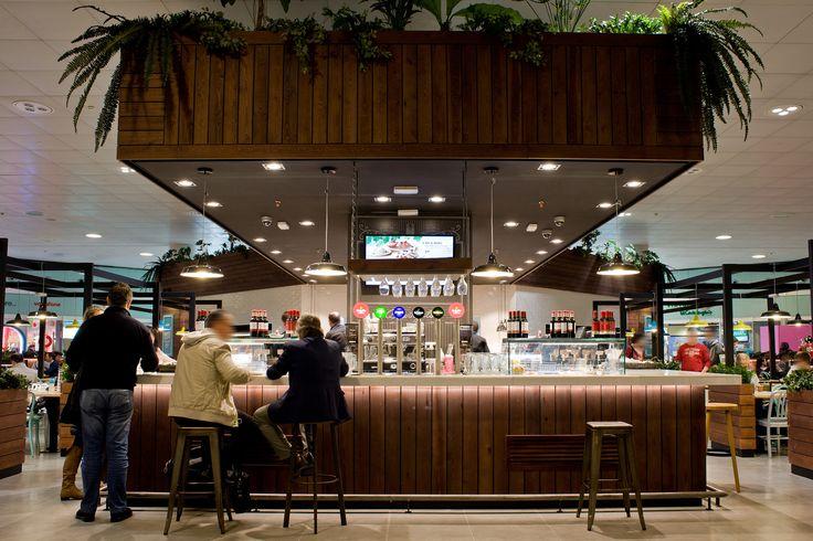Caffè Di Fiore, LEDS-C4, Terminal 1 of Barcelona Airport.