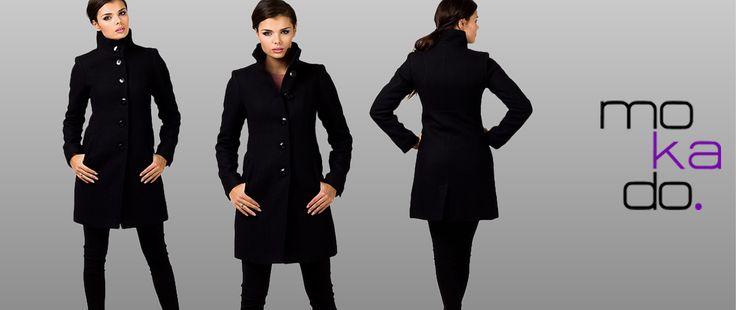 Przedstawiamy Wam finalistę pierwszego RINGU MODOWEGO mokado.pl ! Przez 7 dni możecie kupić zwycięski płaszcz z 25% rabatem ! Więcej informacji na naszym blogu www.blog-mokado.pl