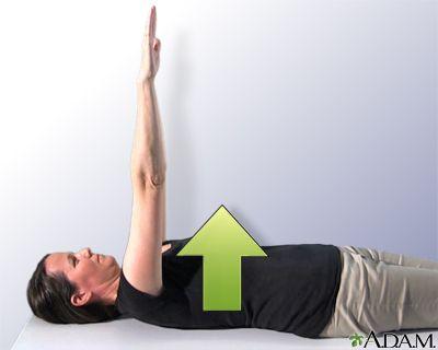 Alcance del brazo