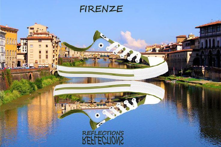 Your life is a reflection of your thoughts ... if you change your thinking, you change your #life!  Change your life at http://celdes.com/all/188-florence-vecchio-bridge.html #exploreceldes #firenze #reflections