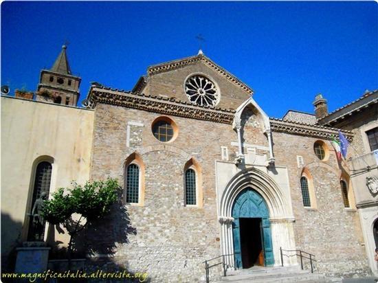 #Tivoli (Roma), #Lazio - Chiesa di Santa Maria Maggiore - by Luca Spinelli