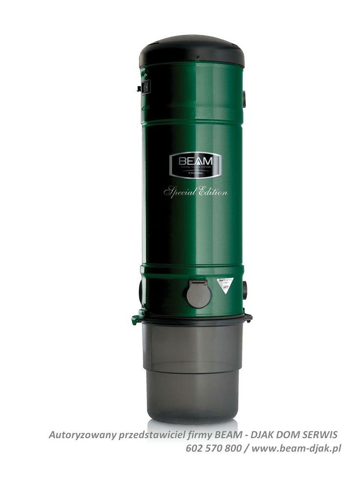 Centralny Odkurzacz BEAM Emerald SC 385.