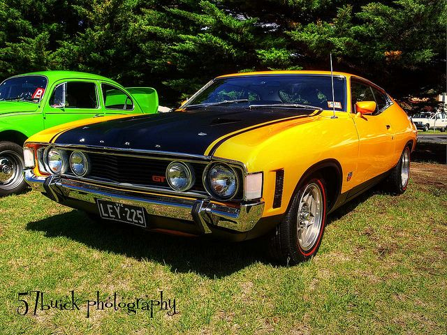1972 XA Ford Falcon GT coupe | Flickr - Photo Sharing!