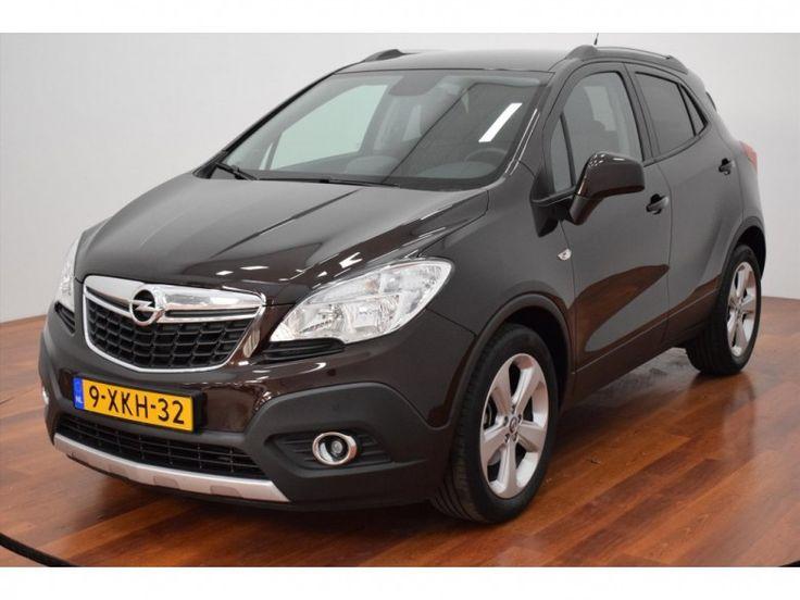 Opel Mokka  Description: OPEL Mokka 1.4 TURBO 140PK S/S EDITION  Price: 288.05  Meer informatie