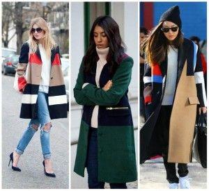 Модные женские пальто весна 2015