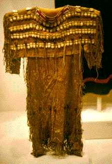 Elk-teeth dress is epitome of Crow status and style - Native American Clothing - AAA Native Arts