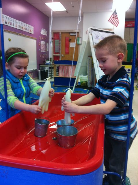 What would it be like to milk a cow?  How long do I have to milk her to get just one small glass of milk?  {Try it out with this activity using rubber gloves to simulate udders.  Lots of hands-on fun for your tactile, kinesthetic learners!}