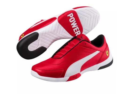7bc3ff6e06b465 MEN S PUMA FERRARI SF FUTURE CAT KART III RED MOTORSPORT F1 RACING SNEAKER  SIZE 7