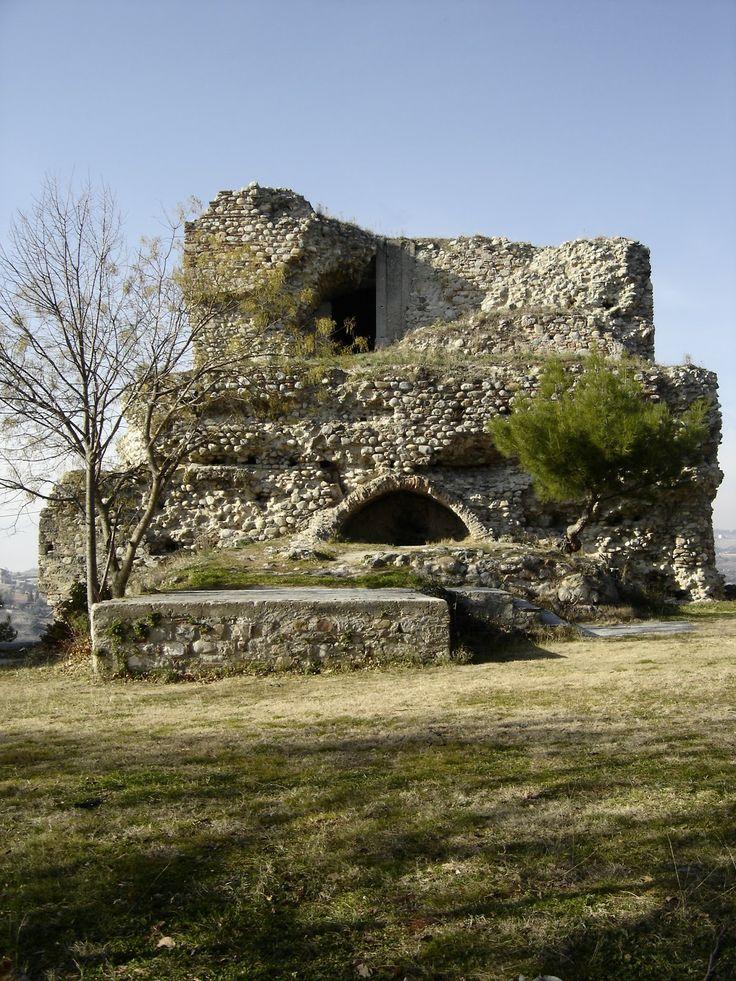 Ακρόπολη-Πύργος του Ορέστη