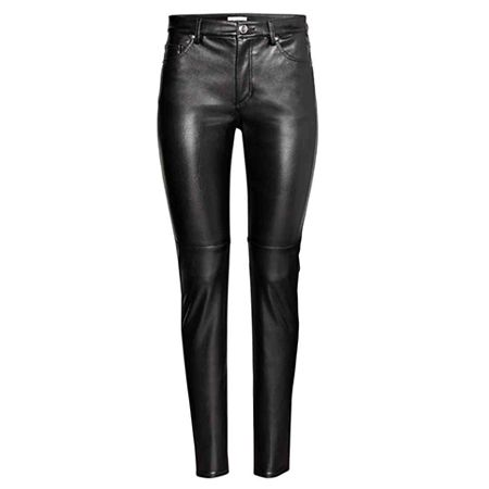 Best Faux Leather Trousers On The High Street | sheerluxe.com