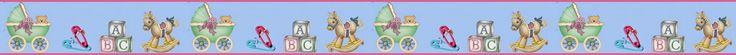https://flic.kr/p/eucBRe | CBY1803 CINTA DECORATIVA INFANTIL BEBE | Cientos de Modelos diferentes de Cintas Decorativas Infantiles desde 3USD, ideales para embellecer la habitacion de sus hijos, se ofrecen en rollos de metro y medio de largo x 20 cms de ancho, elaborados en vinil autoadhesivo, son economicos, faciles y divertidos de instalar, consutlenos en riccardozullian.enlamira@hotmail.com para medidas y precios, hacemos despachos para todo el mundo #decoracion #hogar #vinilo…