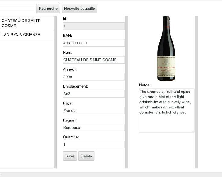 Gestion d'une Cave à vins avec Tasker et Python | GuiguiAbloc