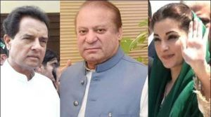 Breaking: Accountability Court Indicts Nawaz Sharif, Alongside His Daughter Mariam Nawaz And Her Husband Captain M. Safdar