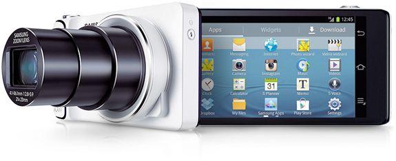 Samsung Galaxy Point-and-Shoot Digital Cameras | BH inDepth