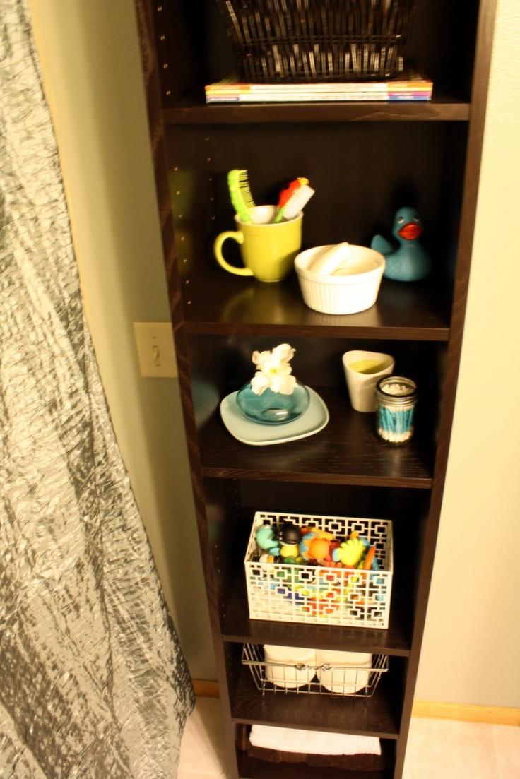 98 besten Bathroom Decor and Organization Bilder auf Pinterest ...