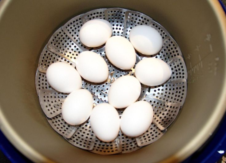 how to make hard boiled eggs in a pressure cooker