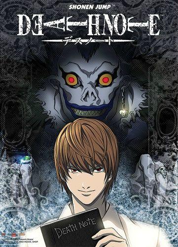 Death Note - Série TV (La mort était au rendez-vous)