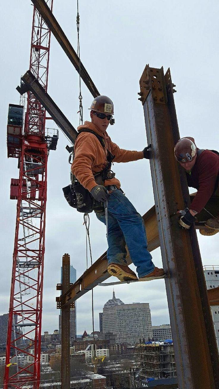 Ironworkers Steel erectors, Ironworkers, Construction worker